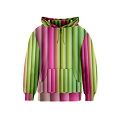 Vertical Blinds A Completely Seamless Tile Able Background Kids  Zipper Hoodie
