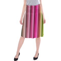 Vertical Blinds A Completely Seamless Tile Able Background Midi Beach Skirt