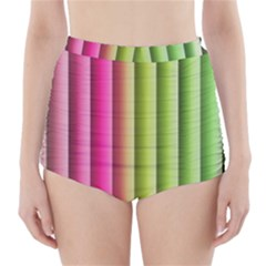 Vertical Blinds A Completely Seamless Tile Able Background High Waisted Bikini Bottoms