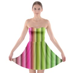 Vertical Blinds A Completely Seamless Tile Able Background Strapless Bra Top Dress