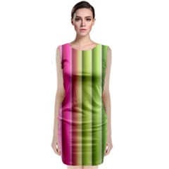 Vertical Blinds A Completely Seamless Tile Able Background Classic Sleeveless Midi Dress