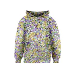 Lovely Floral 31e Kids  Pullover Hoodie
