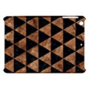 TRIANGLE3 BLACK MARBLE & BROWN STONE Apple iPad Mini Hardshell Case View1