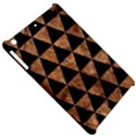 TRIANGLE3 BLACK MARBLE & BROWN STONE Apple iPad Mini Hardshell Case View5