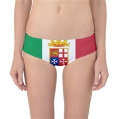 Naval Ensign Of Italy Classic Bikini Bottoms