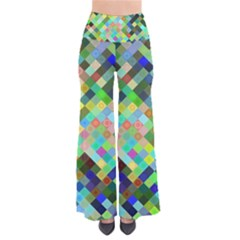 Pixel Pattern A Completely Seamless Background Design Pants