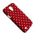 Red Polka Dots Galaxy S4 Active View5
