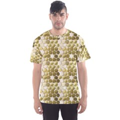 Cleopatras Gold Men s Sports Mesh Tee