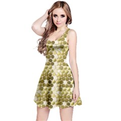 Cleopatras Gold Reversible Sleeveless Dress