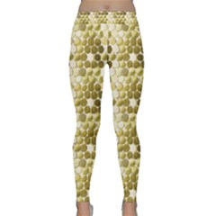 Cleopatras Gold Classic Yoga Leggings