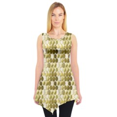 Cleopatras Gold Sleeveless Tunic