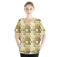 Cleopatras Gold Blouse