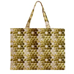 Cleopatras Gold Medium Tote Bag