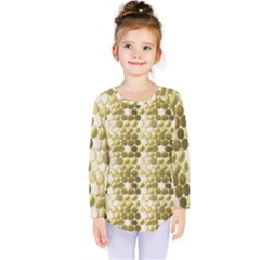 Cleopatras Gold Kids  Long Sleeve Tee