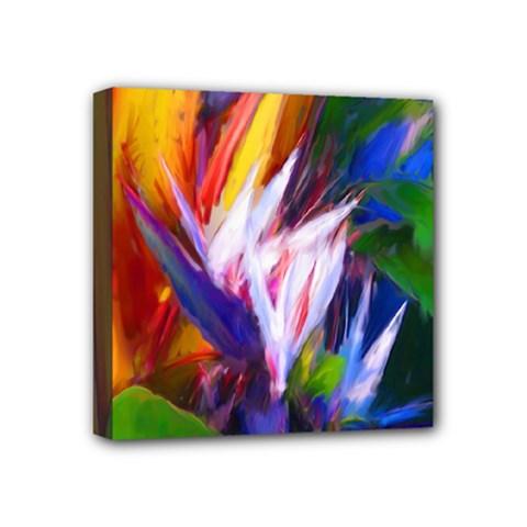 Palms02 Mini Canvas 4  X 4