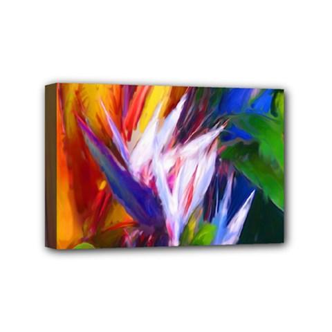 Palms02 Mini Canvas 6  X 4