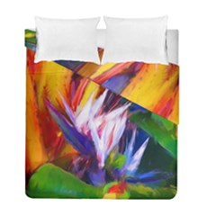 Palms02 Duvet Cover Double Side (full/ Double Size)