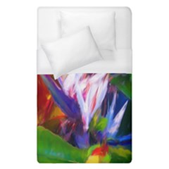 Palms02 Duvet Cover (single Size)