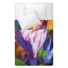 Palms02 Duvet Cover Double Side (single Size)