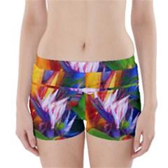 Palms02 Boyleg Bikini Wrap Bottoms