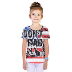 Dont Grab My Kids  One Piece Tee