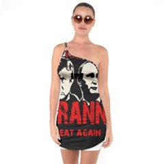 Make Tyranny Great Again One Soulder Bodycon Dress
