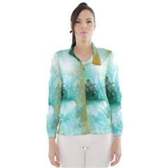 Turquoise River Wind Breaker (women)