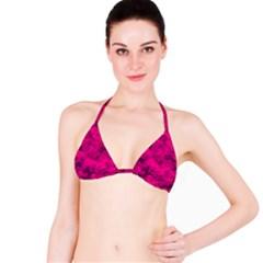Pink Tarn Bikini Tops