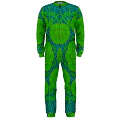 Summer And Festive Touch Of Peace And Fantasy Onepiece Jumpsuit (men)