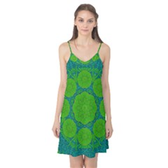Summer And Festive Touch Of Peace And Fantasy Camis Nightgown