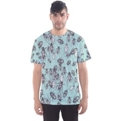 Cockroach Insects Men s Sports Mesh Tee