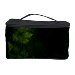 Beautiful Fractal Pines In The Misty Spring Night Cosmetic Storage Case