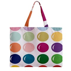 Brights Pastels Bubble Balloon Color Rainbow Mini Tote Bag