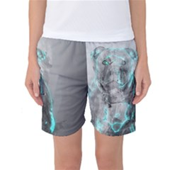 Dog Women s Basketball Shorts