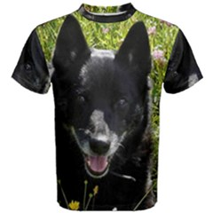 Norwegian Buhund Men s Cotton Tee