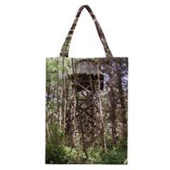 Water Tower 1 Classic Tote Bag