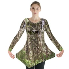 Water Tower 1 Long Sleeve Tunic