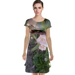 Wildflowers On The Boise River Cap Sleeve Nightdress