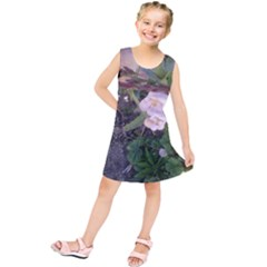 Wildflowers On The Boise River Kids  Tunic Dress
