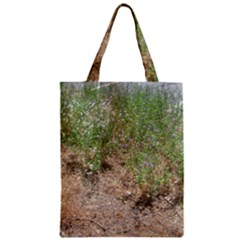 Wildflowers Zipper Classic Tote Bag