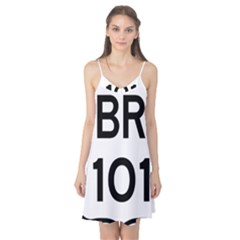 Brazil BR-101 Transcoastal Highway  Camis Nightgown