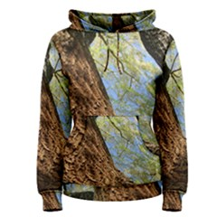 Willow Tree Reaching Skyward Women s Pullover Hoodie