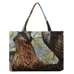 Willow Tree Reaching Skyward Medium Zipper Tote Bag