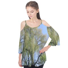Willow Tree Flutter Tees