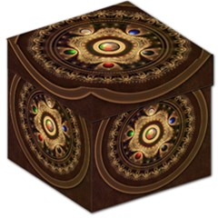 Gathering the Five Fractal Colors Of Magic Storage Stool 12