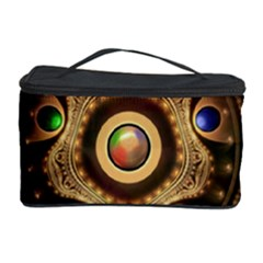 Gathering the Five Fractal Colors Of Magic Cosmetic Storage Case
