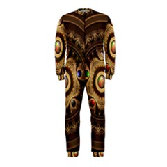 Gathering the Five Fractal Colors Of Magic OnePiece Jumpsuit (Kids)