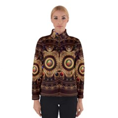 Gathering the Five Fractal Colors Of Magic Winterwear