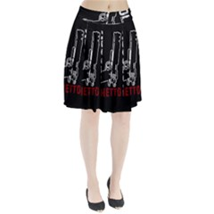 Absolute ghetto Pleated Skirt