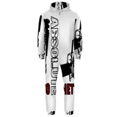 Absolute ghetto Hooded Jumpsuit (Men)